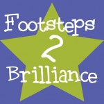 footsteps 2 brilliance :: BIG brains for little people :: review and giveaway