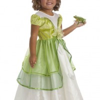 my pretty princess tiana dress