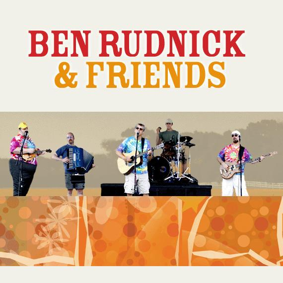 Ben Rudnick and Friends logo at the Simple Moms blog