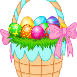 easter bunny ideas :: packing up the easter baskets without the candy overload