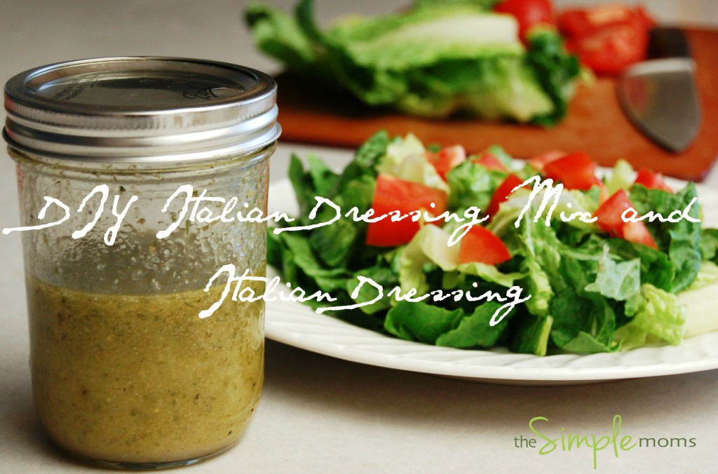 ... italian dressing mix :: italian dressing recipe – the SIMPLE moms