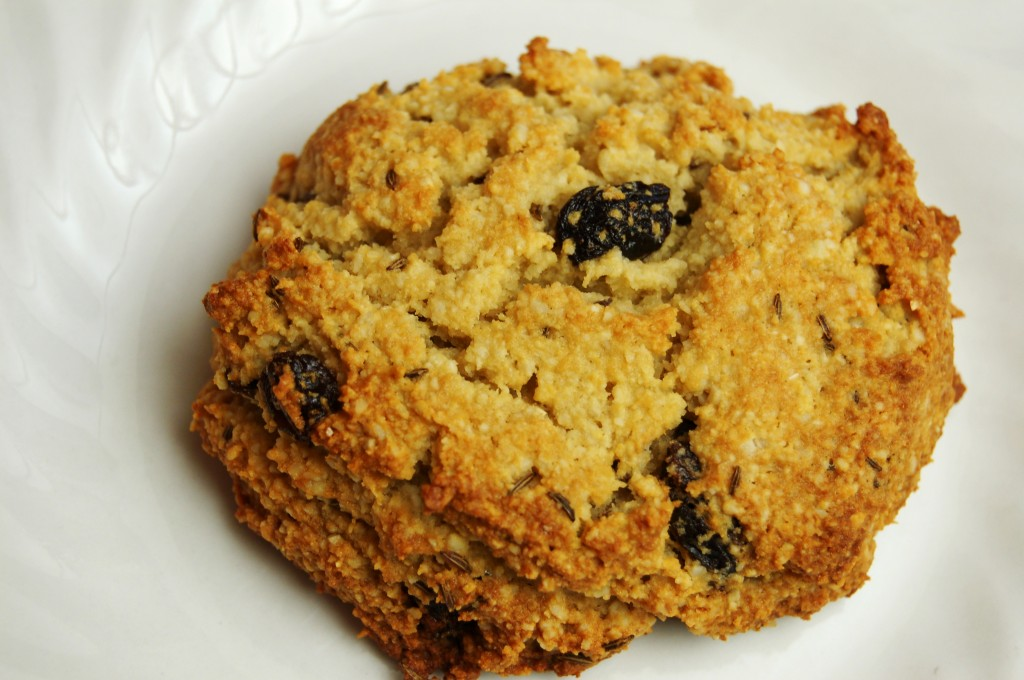 ... :: grain free irish soda bread biscuits :: allergen free options