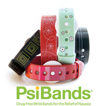 Psi Bands group and logo