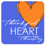 thankful heart thursday :: at the end of the day #tht :: giveaway