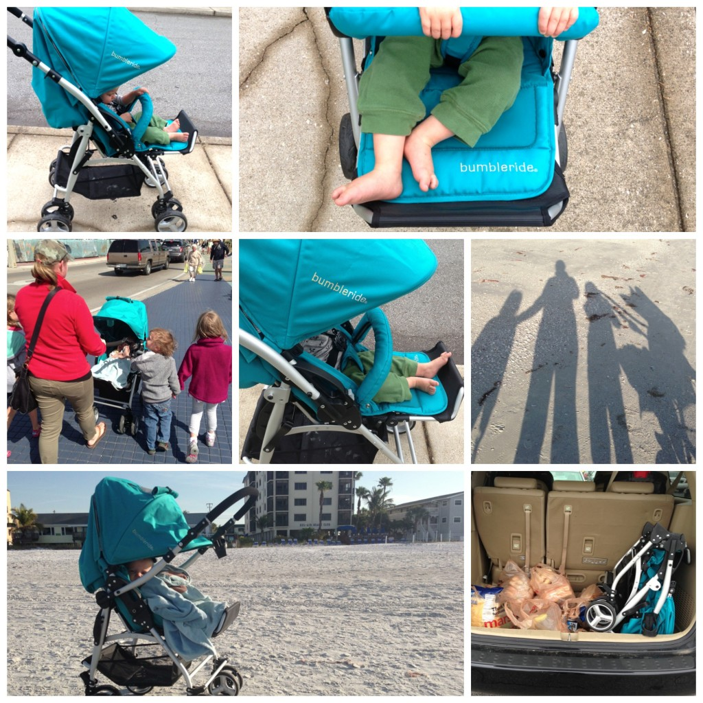the bumbleride flyer stroller