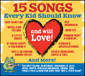 15 songs every kid should know and will love