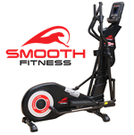 Smooth Fitness Badge