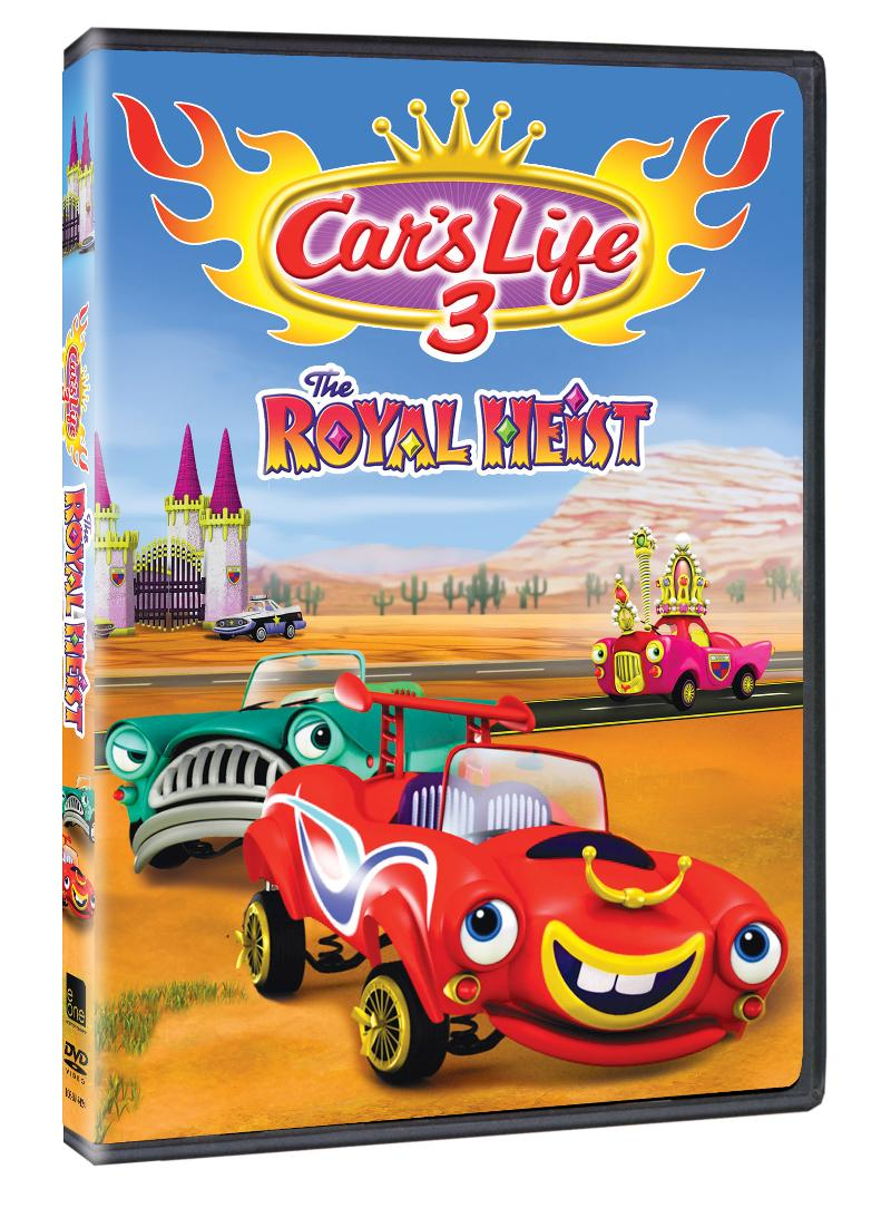 Car's Life 3 DVD Cover
