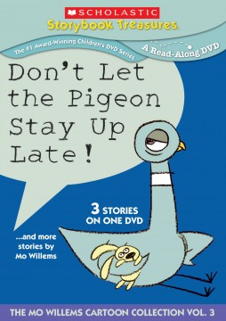 Don't Let the Pigeon Stay Up Late cover