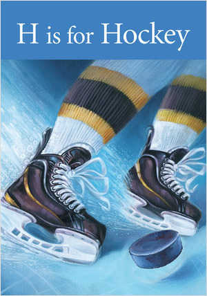 H is for Hockey book cover