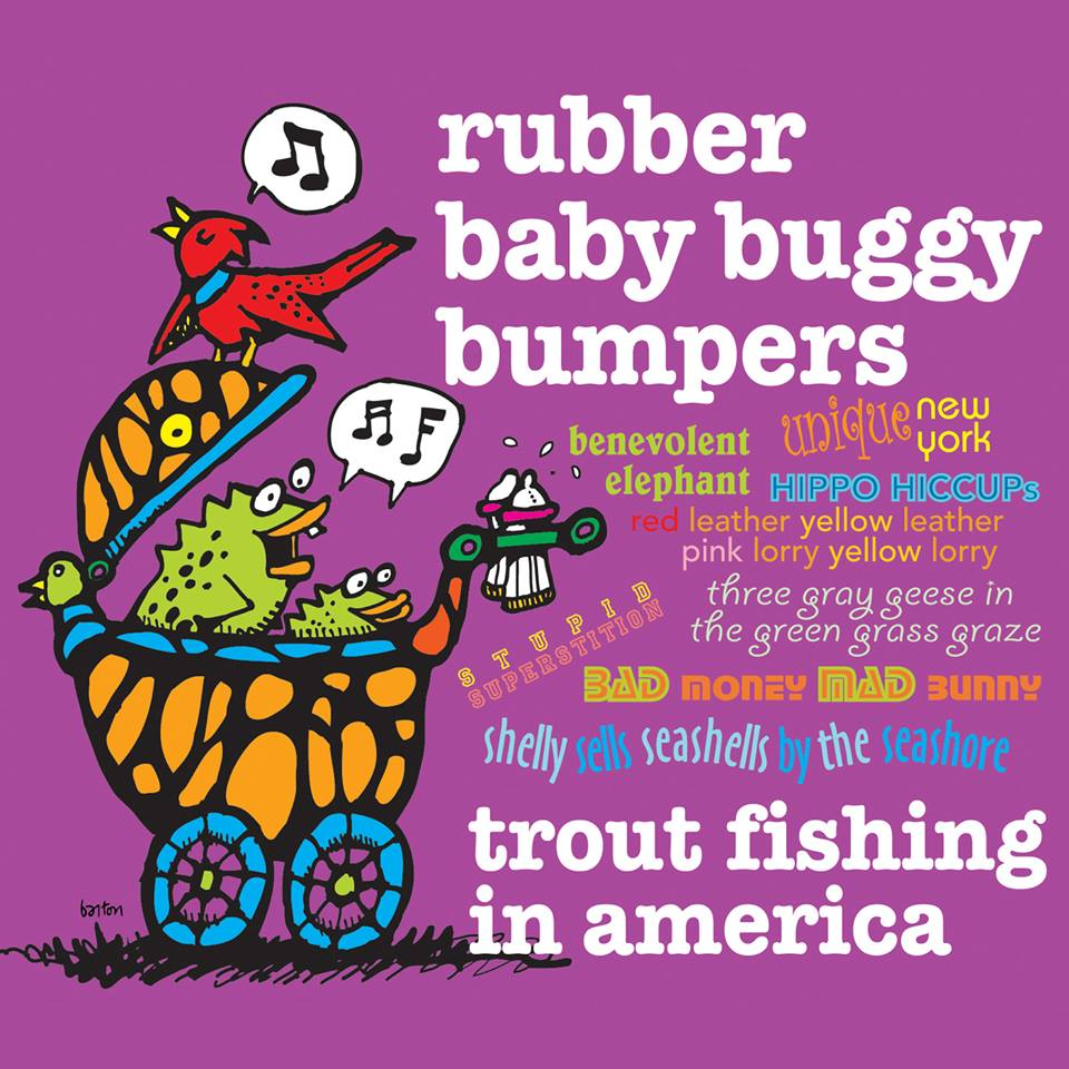 Rubber Baby Buggy Bumpers cover