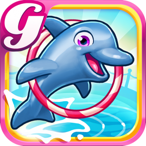 my dolphin show app icon