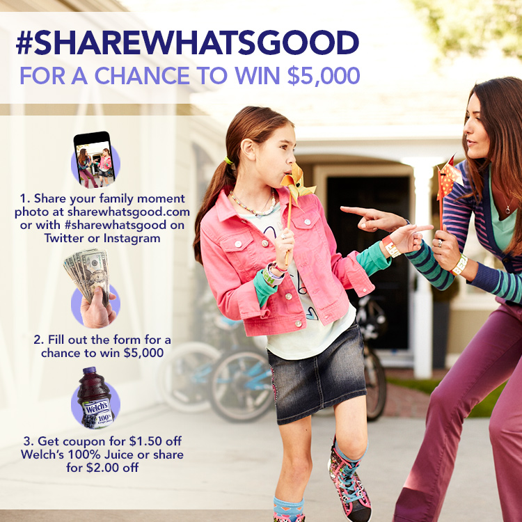 welch's share whats good post image