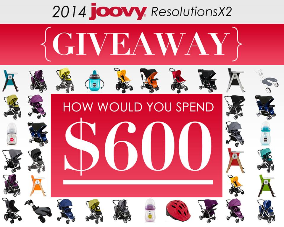joovy resolution giveaway image