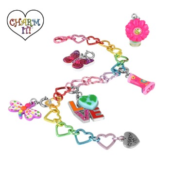 CHARM IT springtime gift set