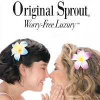 Original Sprout worry free luxury square