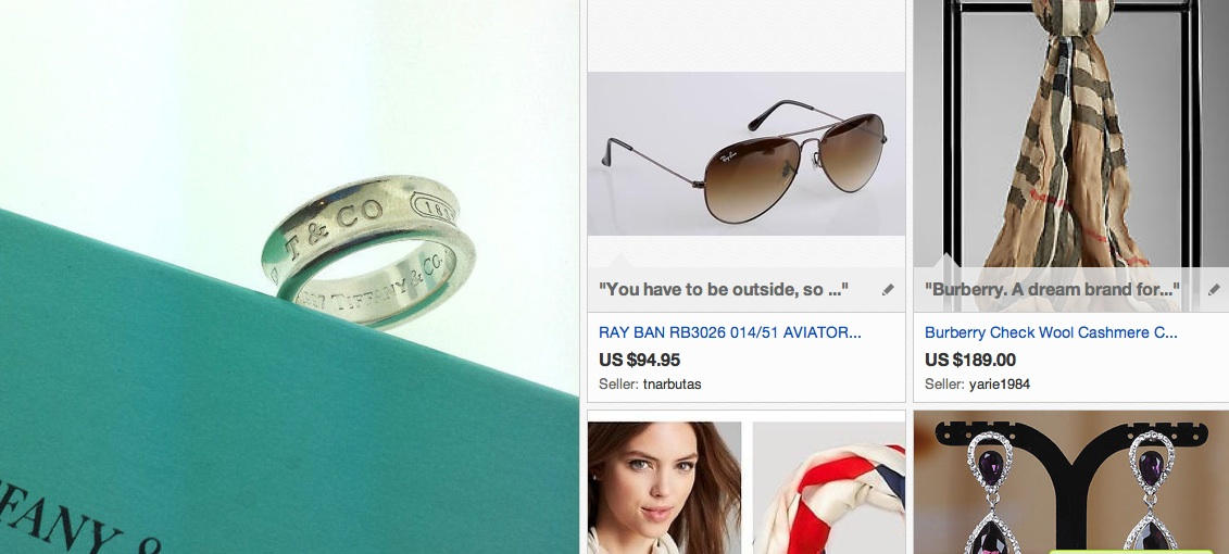 swoon worthy accessories ebay collection
