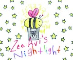 Zee Avi's Nightlight album cover small