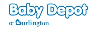 baby depot at burlington logo