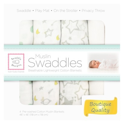 swaddle - gray
