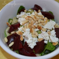 Beet Summer Salad featured image