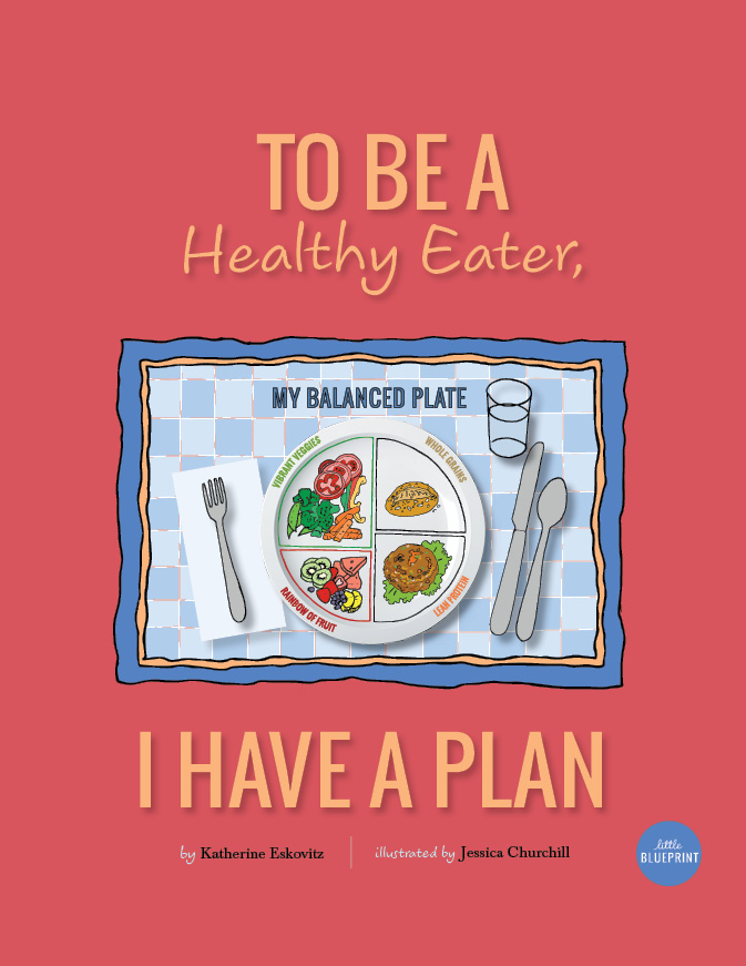 to be a healthy eater, i have a plan cover