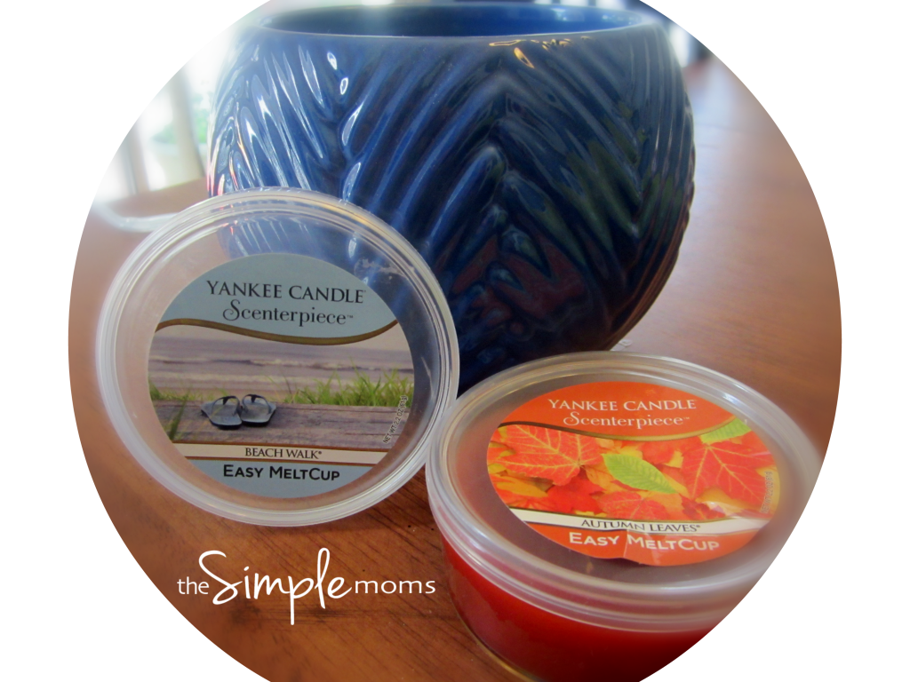 Yankee candle scenterpiece™ easy melt cup system