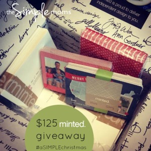$125 giveaway