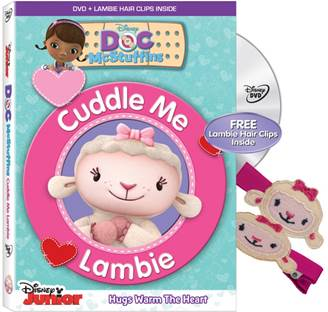 Disney Doc McStuffins- Cuddle Me Lambie Cover Art