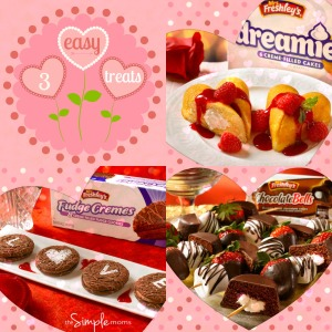 easy valentine treats