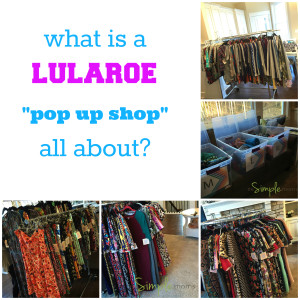 What Is a LuLaRoe Pop Up Shop Featured Image