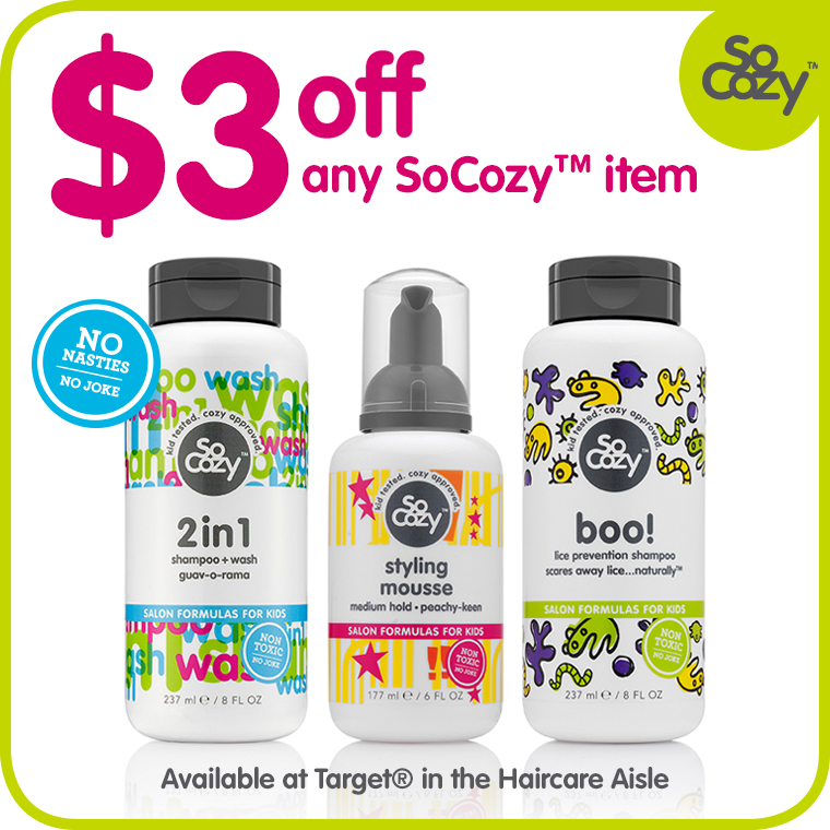 SoCozy Coupon Image