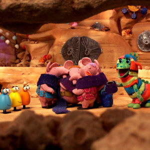 Clangers Kindess Campaign