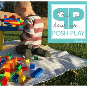Posh Play mat smaller