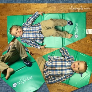 Nap Mat from Uber Mom2