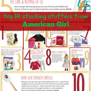 top 10 stocking stuffers from american girl