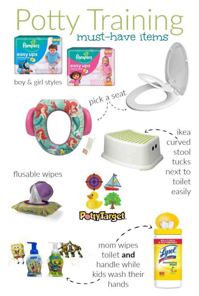 Potty Training Tips Routine And Must Have Items The