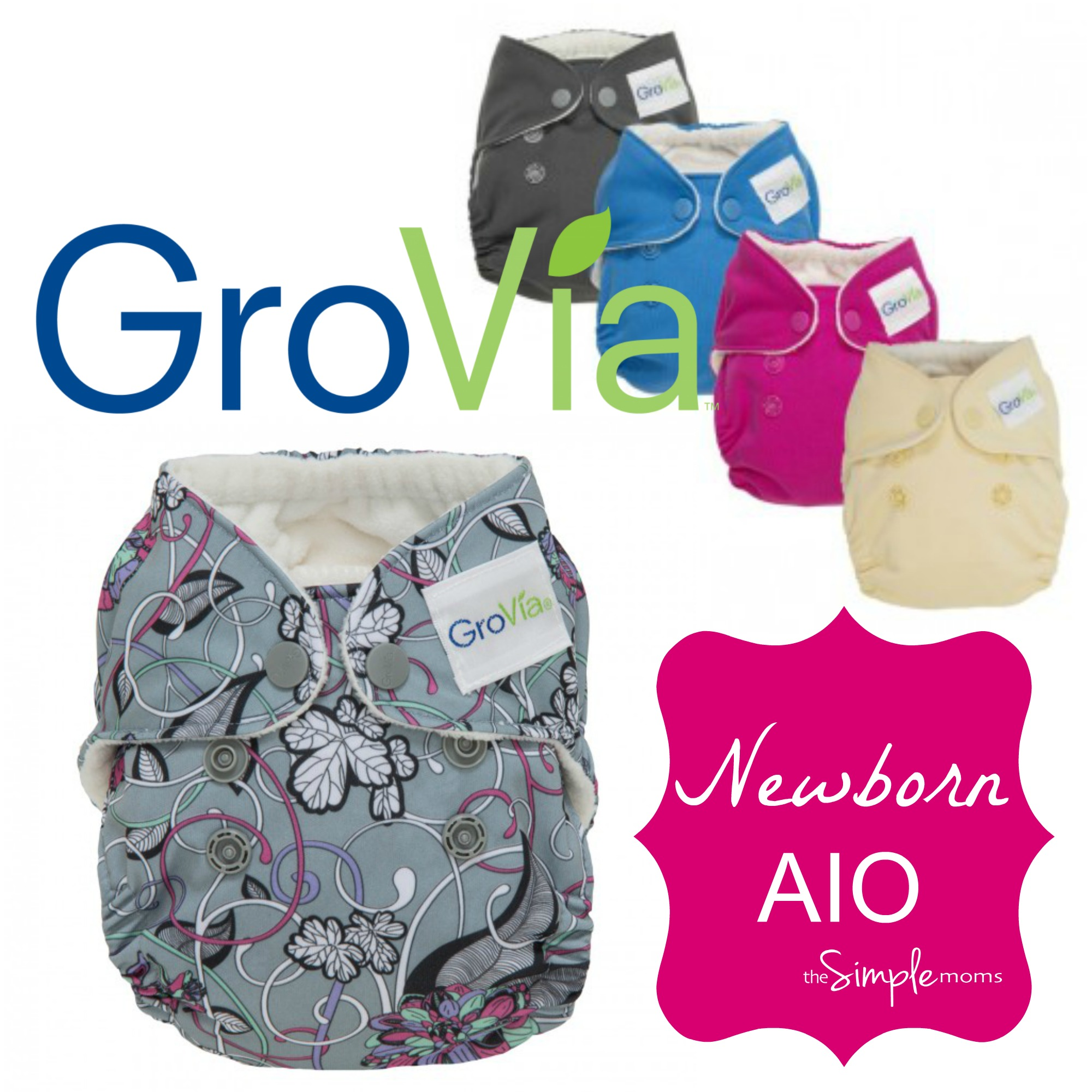 Gro-Via Newborn AIO
