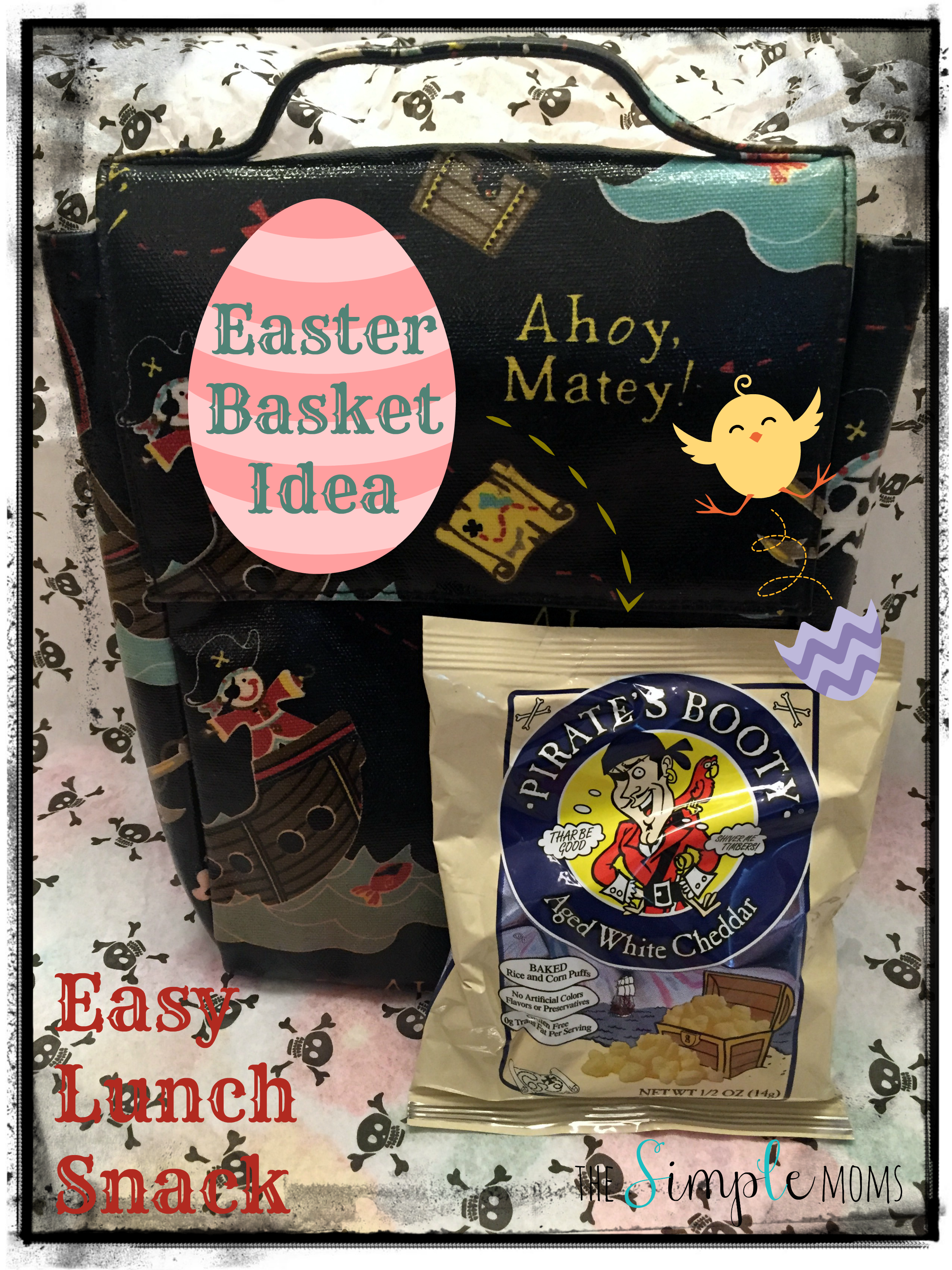 Pirates booty lunch help easter basket idea gluten free ideas negle Image collections