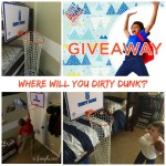 laundry on the floor? put a dirty dunk on the door! :: giveaway