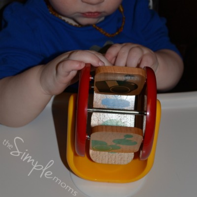 Brio High Chair Toy square