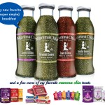my new favorite breakfast :: mamma chia's chia and greens beverage + giveaway