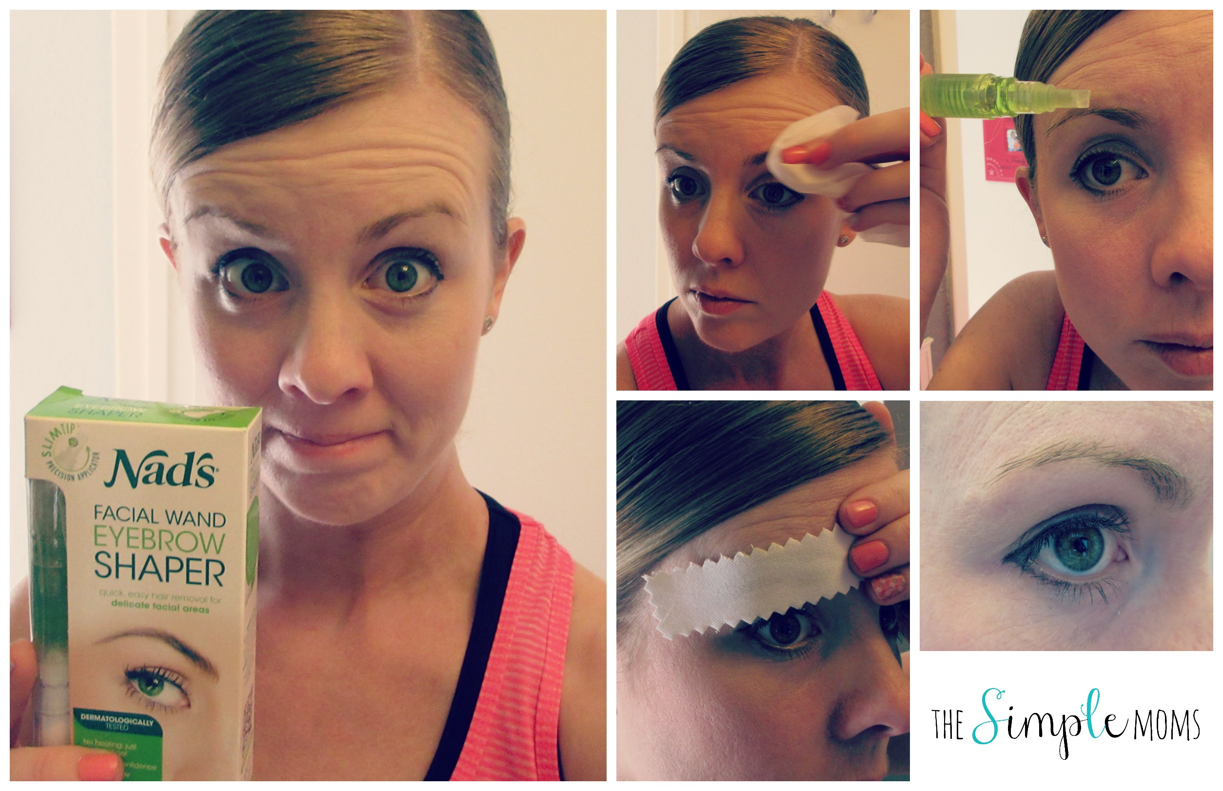 Nads Facial Wand Eyebrow Shaper Review Giveaway The