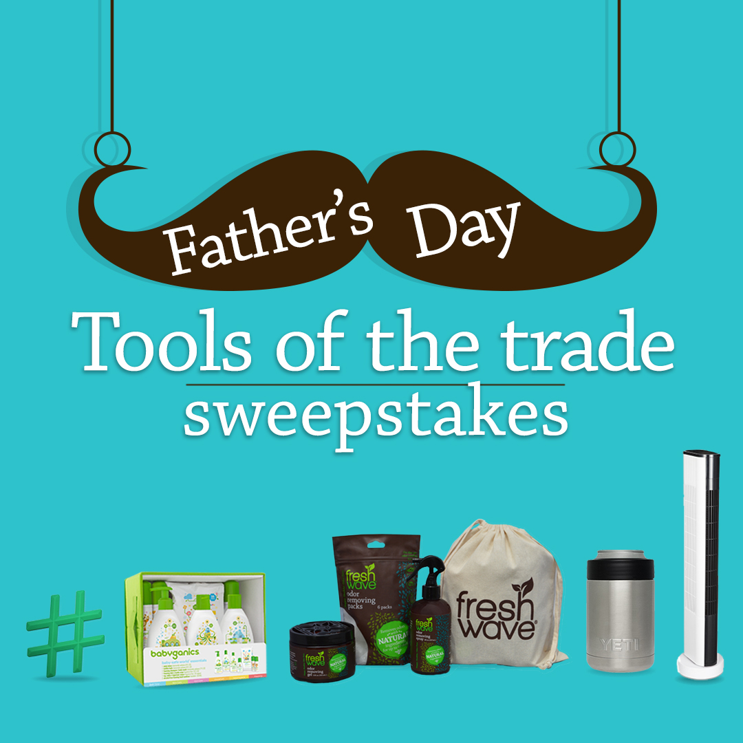Freshwave Father's Day Giveaway