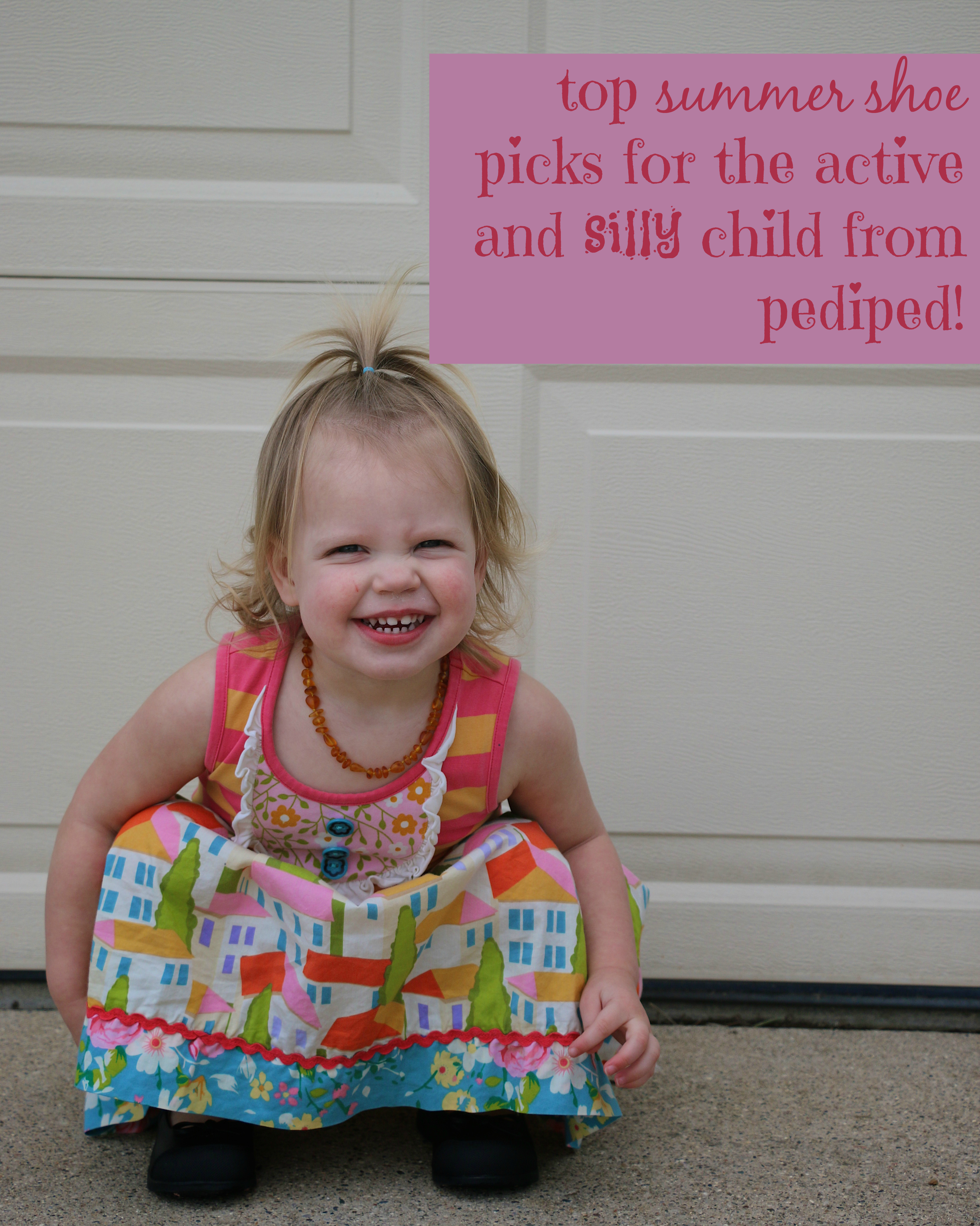 top summer shoe picks for the active and silly child from pediped