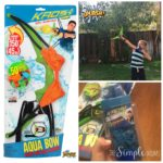 imperial toy :: water balloon launcher :: kool down with kaos :: aqua bow