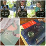 back to school with minted :: labels, journals, teacher gifts, and more ::  $250 giveaway
