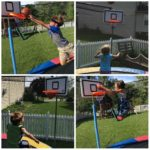 because moms tailgate, too + portable basketball hoop giveaway
