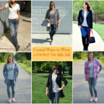 the perfect tee that comes with a cause :: multiple fall inspired looks from trusted bloggers