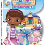 the doc is in with a new toy hospital dvd!